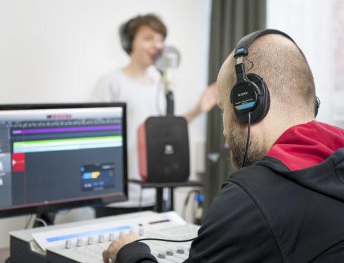 LERNERiA produziert Hörspiel gemeinsam mit WE ARE PRODUCERS
