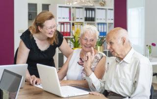 LERNERiA Computerkurse für Erwachsene und Senioren